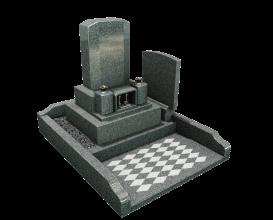 洋型墓石イメージ画像